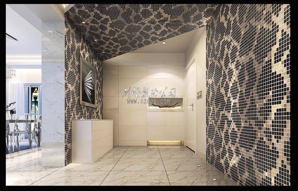 振業城躍式別墅裝修--現代奢華設計